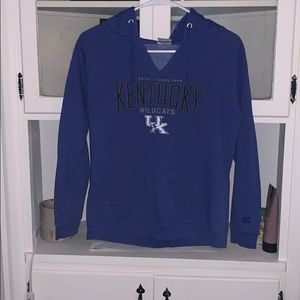 unisex kentucky wildcat hoodie